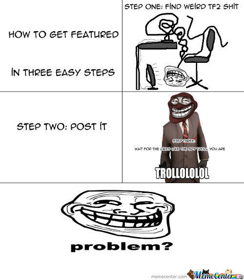 How Get Featured...