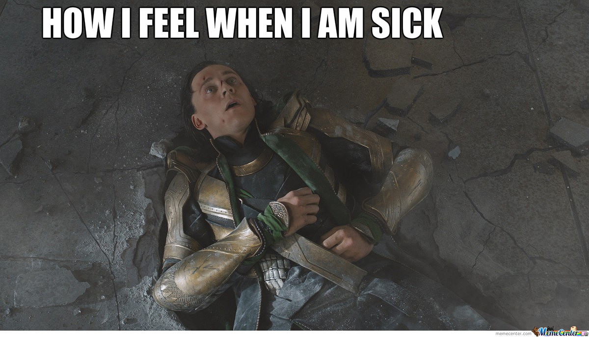 How I Feel When I Am Sick