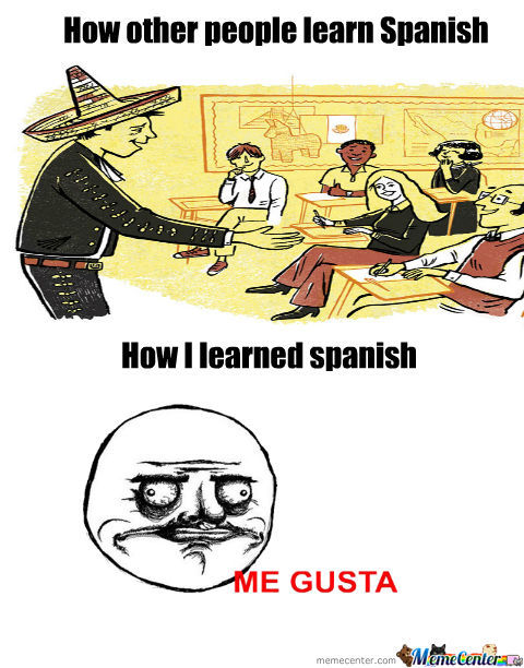 How I Learned Spanish