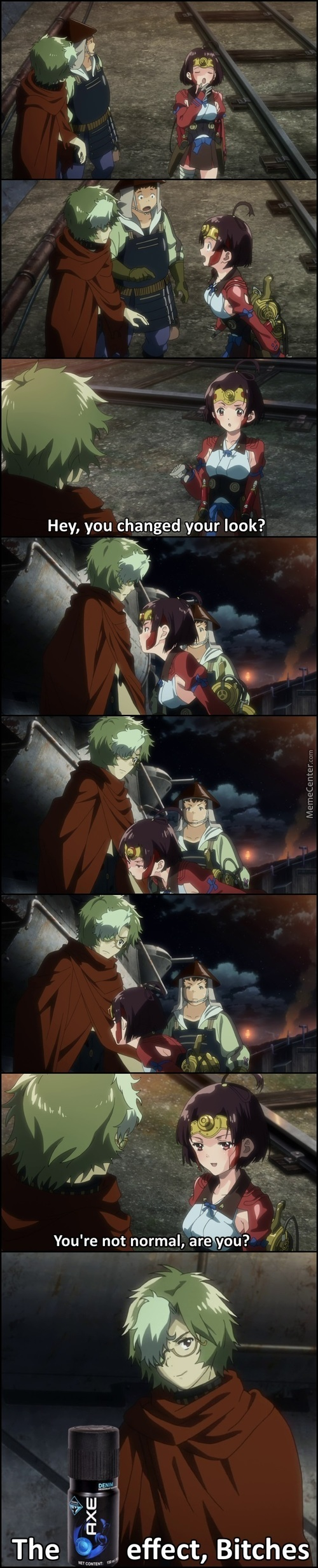 How I Met Your Mother - Kabaneri Of The Iron Fortress