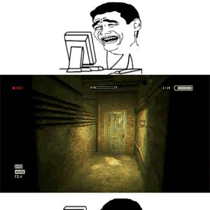 How I Play Outlast by newguy22 - Meme Center