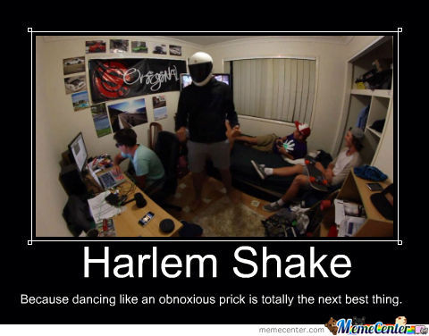 How I See Harlem Shake