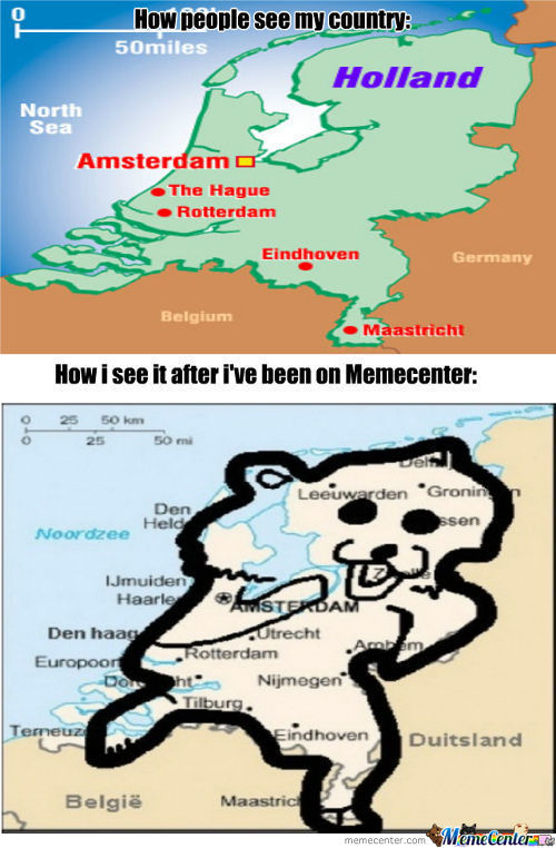 How I See Holland