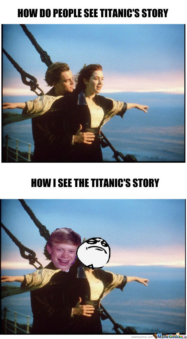 How I See Titanic