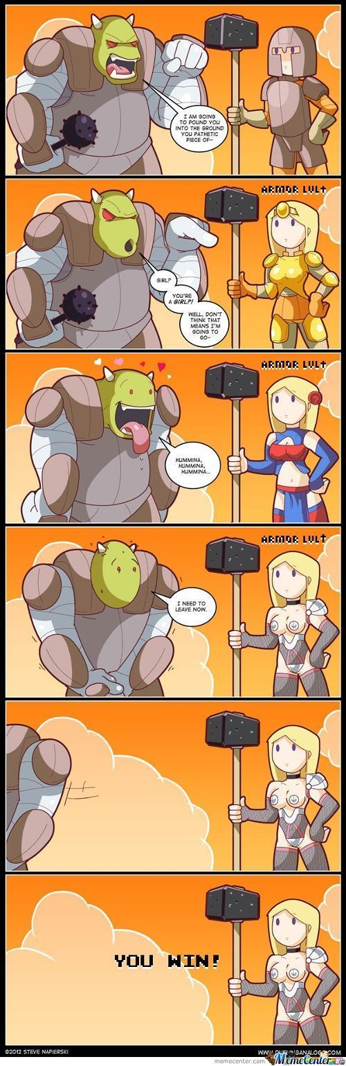 How Leveling Up In An Rpg As A Girl Works