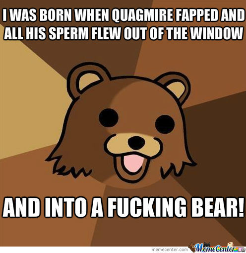 How Pedobear Was Made