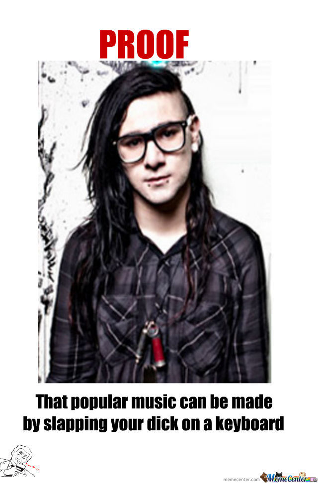 How Skrillex Made His Music
