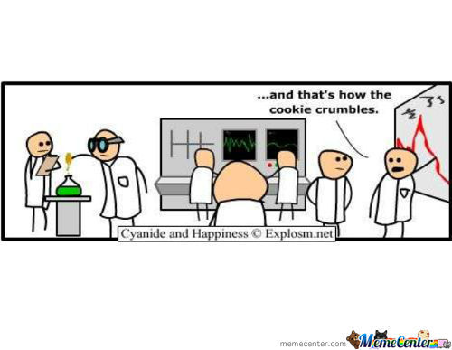 How The Cookie Crumbles