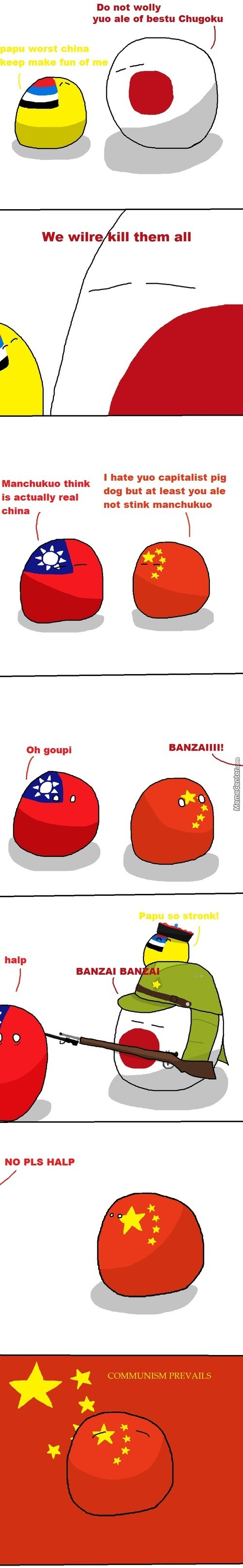How The Prc Won The War