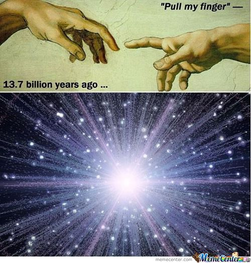How The Universe Was Created