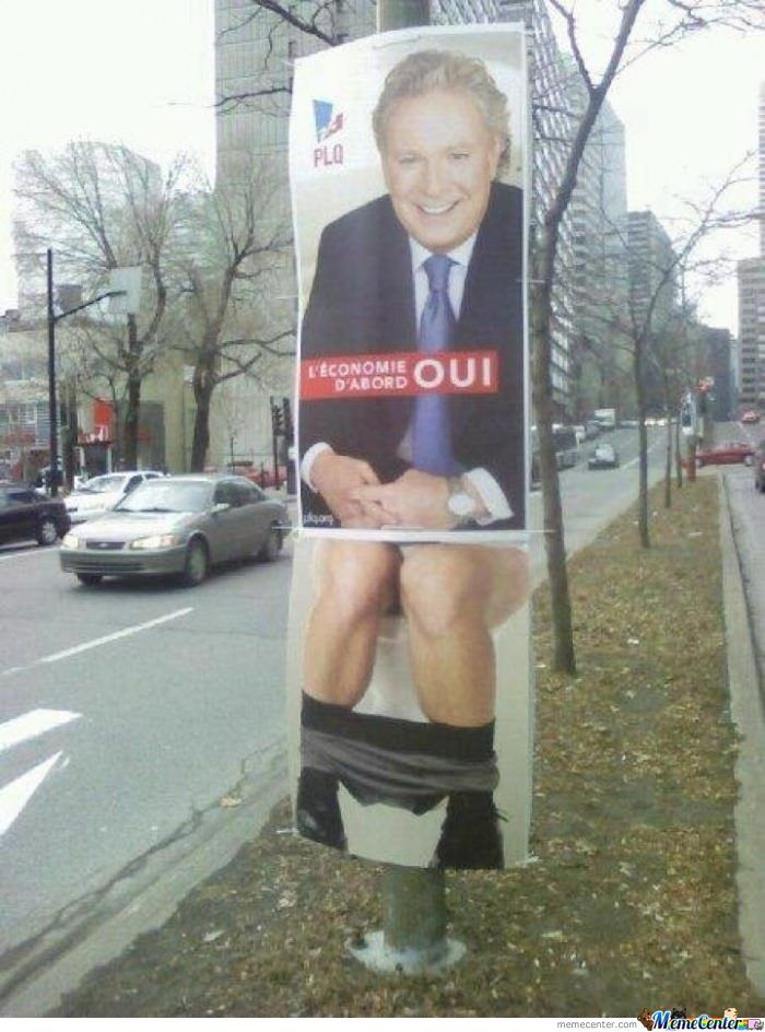 How To Effectively F**k Up An Election Advertisement