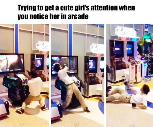 How To Get A Girlfriend In Arcade
