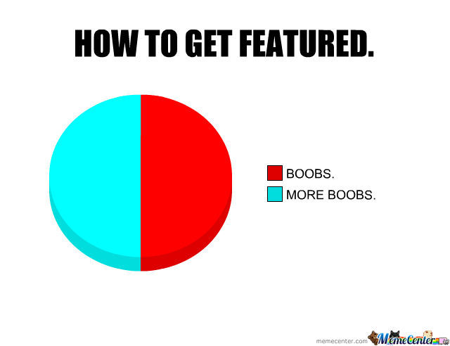 How To Get Featured
