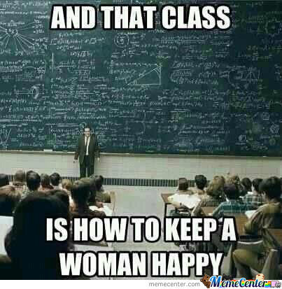 How To Keep A Women Happy