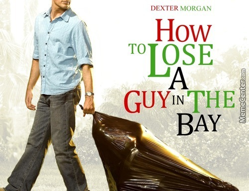How To Lose A Guy In The Bay