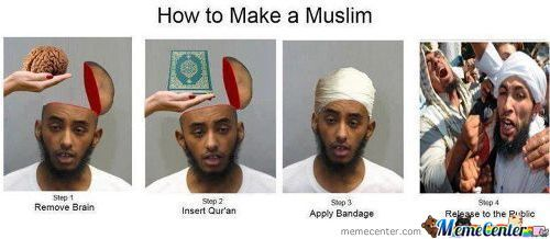 How To Make A Muslim....