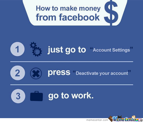 How To Make Facebook Money