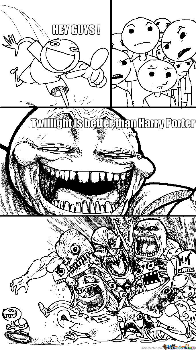How To Piss Of Hp Fans
