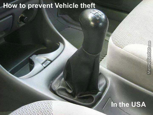 How To Prevent Vehicle Theft In The Usa.