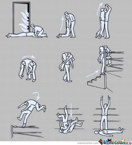 How To Save Someone In A Fire