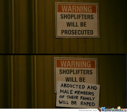 How To Stop Shoplifters.
