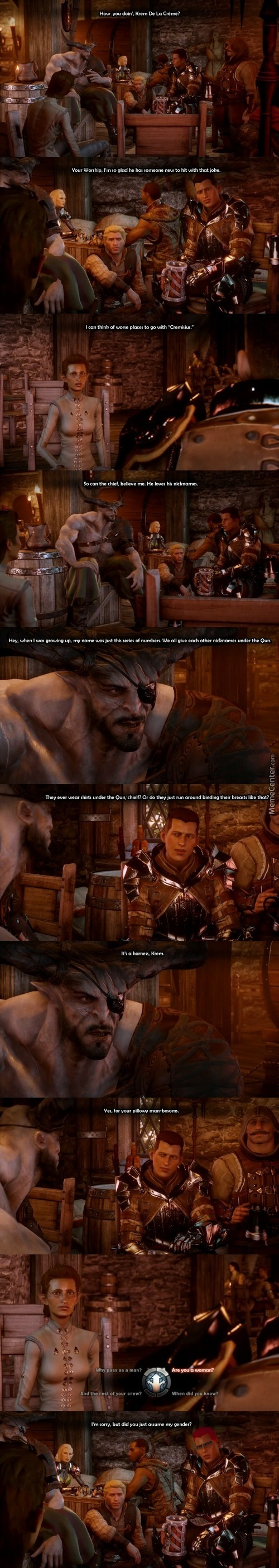 How To Trigger Events In Dragon Age