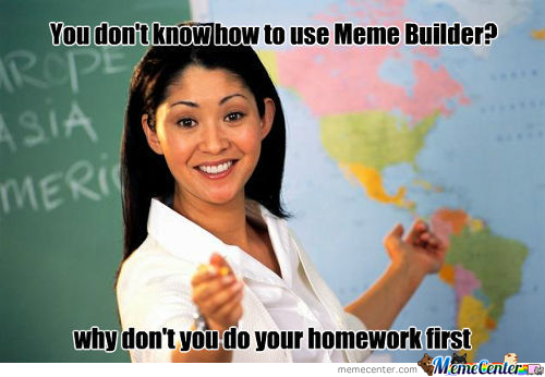 How To Use Meme Builder?