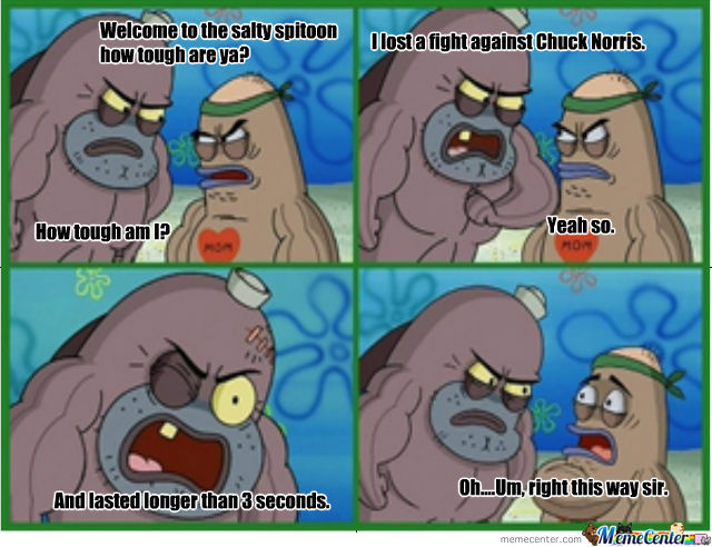 How Tough Are Ya?