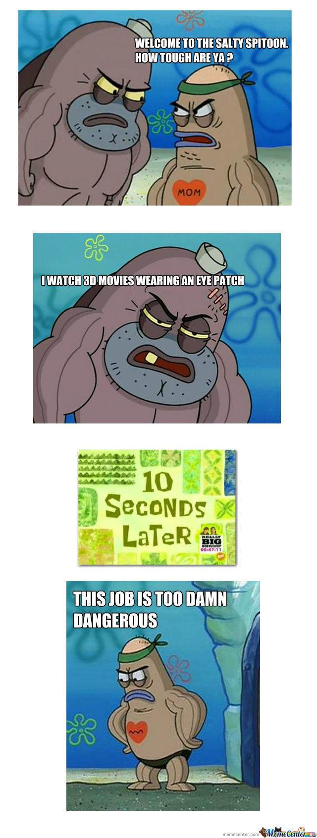 How Tough Are Ya ?