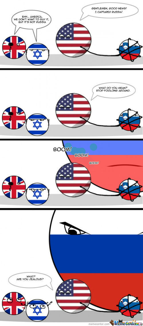 How Usa Captured Russia.