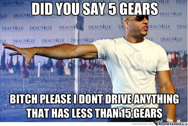 How Vin Diesel Choses His Car!!!