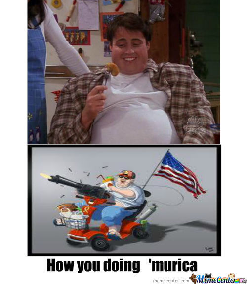 How You Doin' 'murica