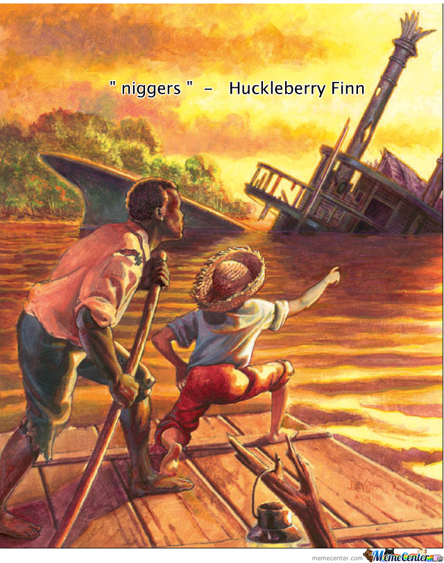 argumentation in the adventures of huckleberry Mark twain (1835-1910) was an american author and humorist his book, the adventures of huckleberry finn, published in 1885, was called the great american novel.