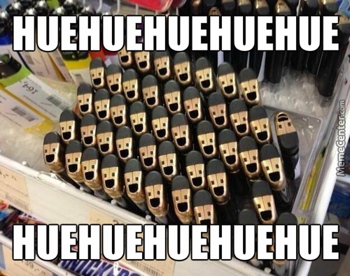 Huehue Lighters