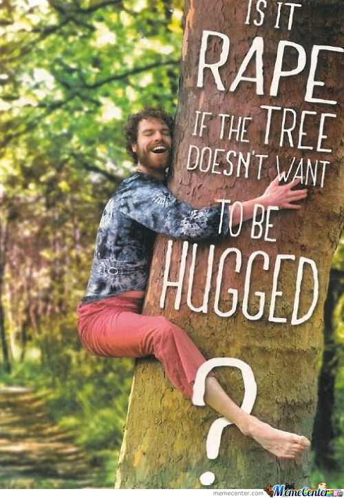 Hug All Trees