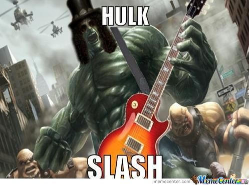 Hulk Slash