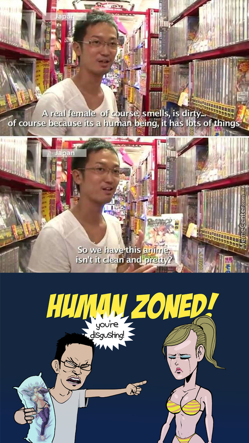 """Human Zoned""""!"""