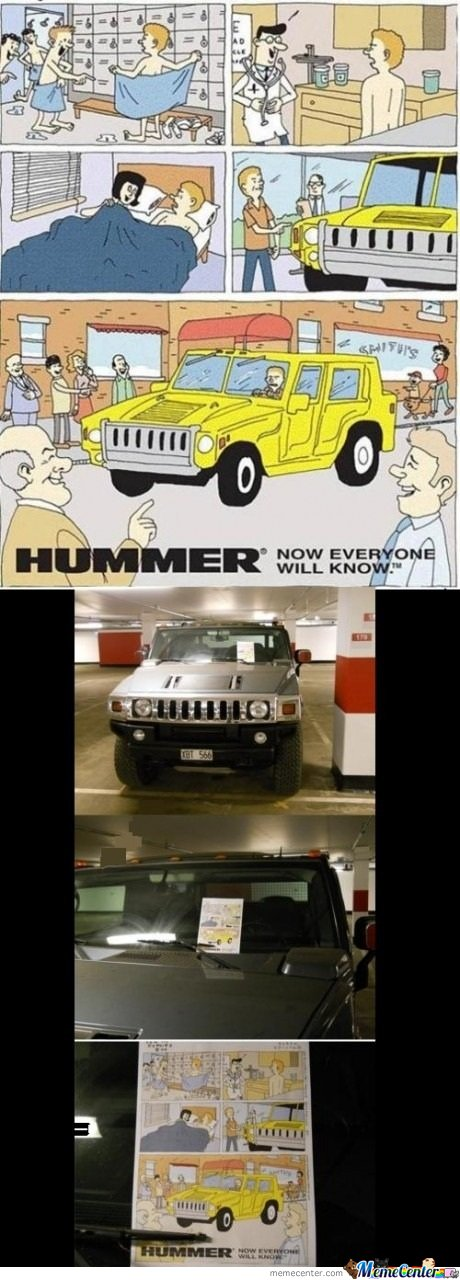 Hummer , Now Everyone Will Now