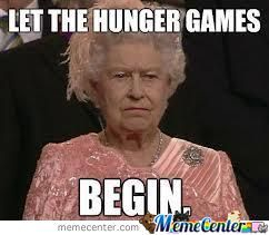 Hunger Games... Begin