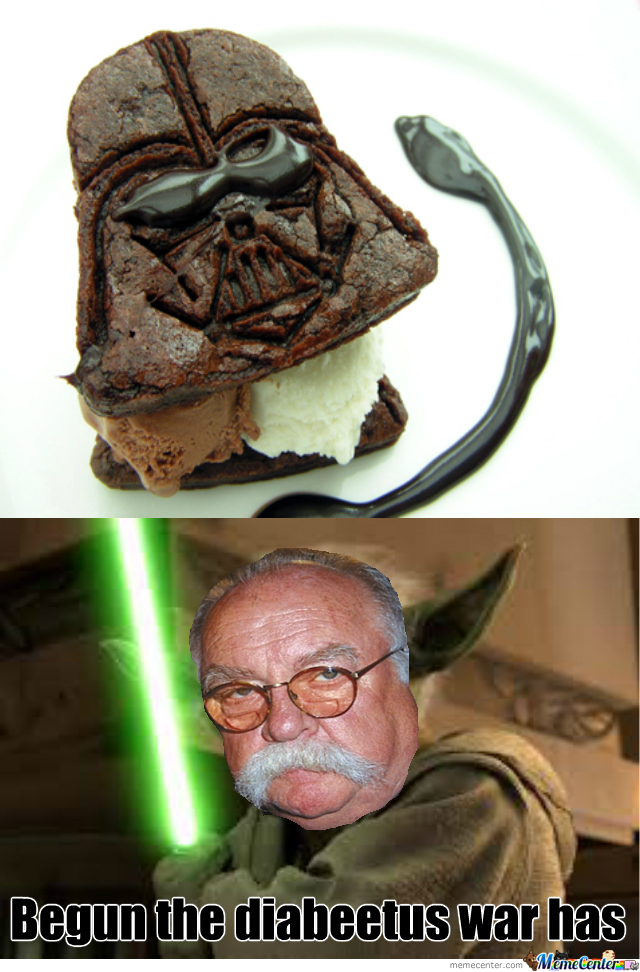 Hunger Leads To Temptation, Temptation Leads To Grumbling, And Grumbling Leads To Diabeetus