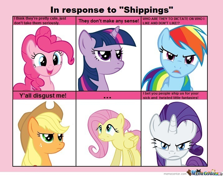 I Agree With Pinkie
