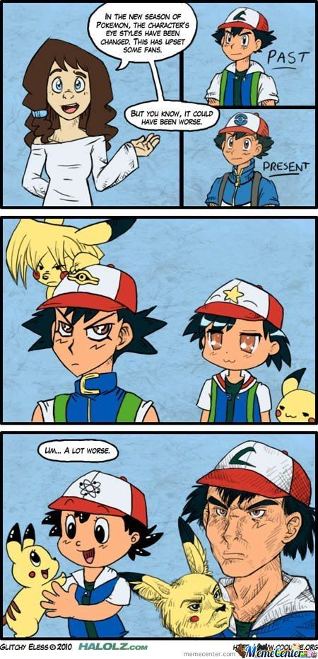 I Am A Little More Respectful Of Ash Now.