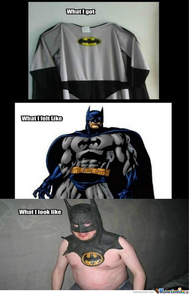 I Am Batman!!