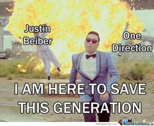I Am Here To Save Generation