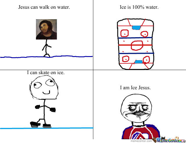 I Am Ice Jesus