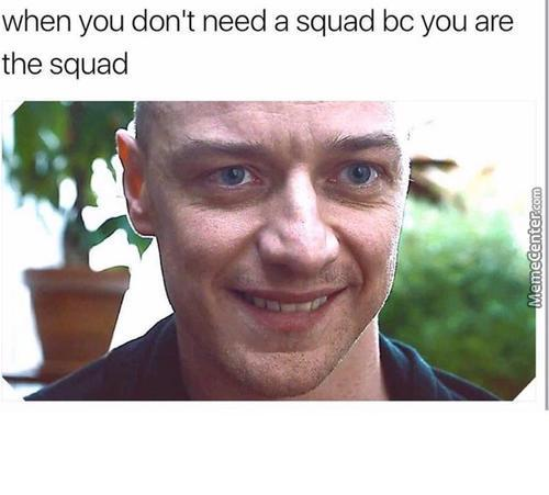 I Am The Squad