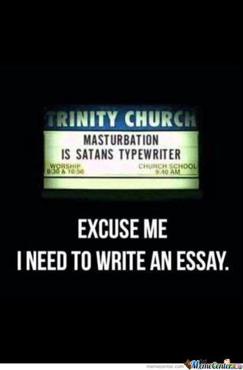 I'm A Hell Of A Writer Then