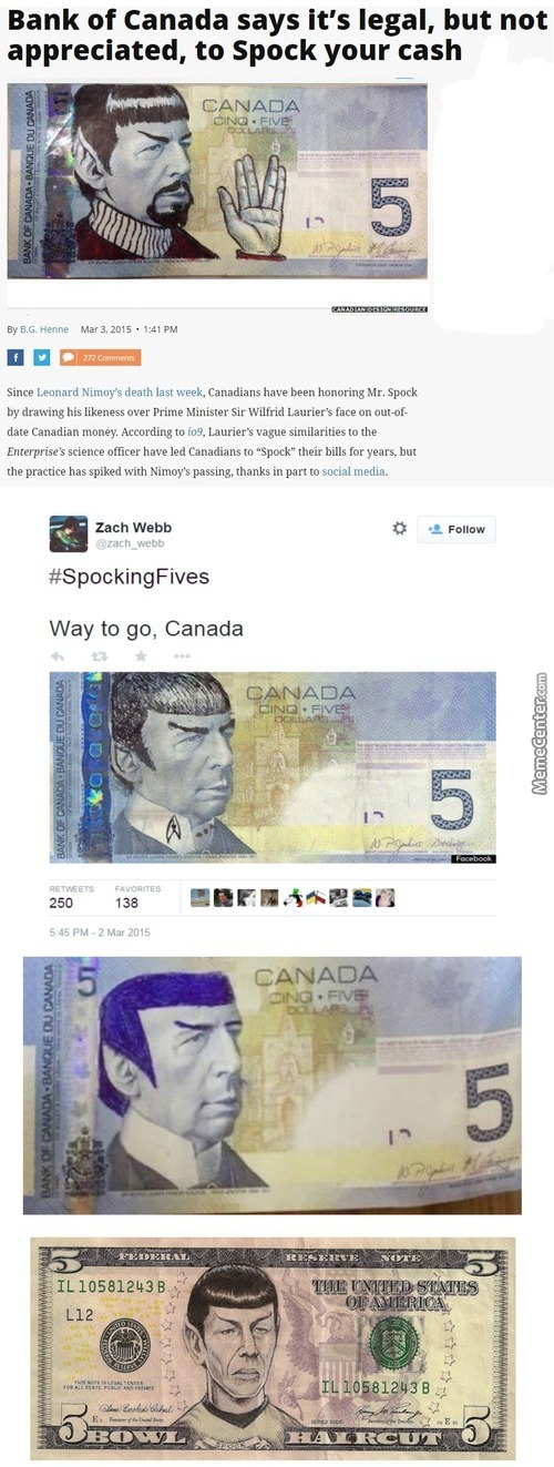 I'm Not Even A Star Trek Fan But This Is Awesome.