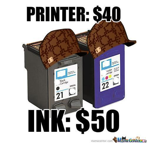 I'm Tired Of Your Shit Printer Company