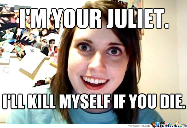 I'm Your Juliet.